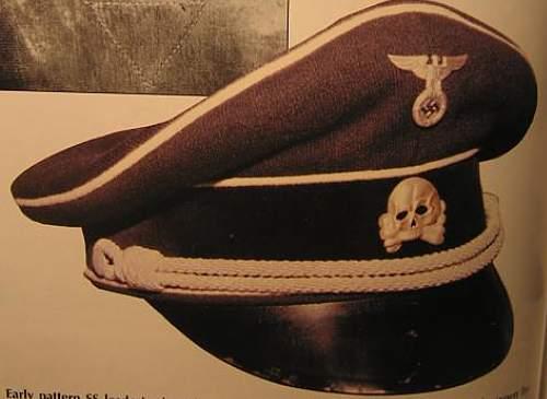 Cap insignia on caps.....imagine!