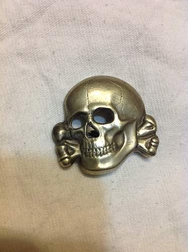 M1/52 Deschler Skull