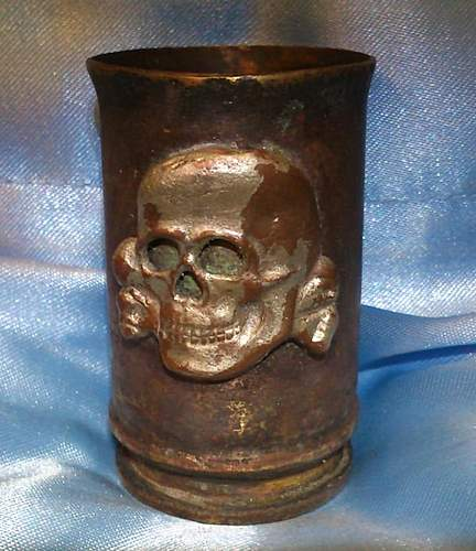 Chalice witch skull