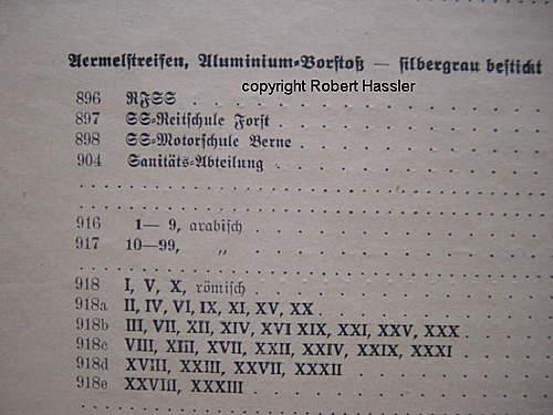 Click image for larger version.  Name:Aermelstreifen price list.jpg Views:49 Size:50.6 KB ID:405526