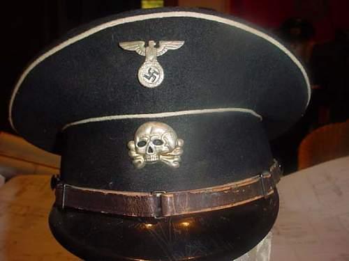 SS Skull, real or fake?