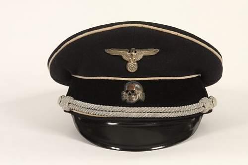 Skull & Eagle for SS Visor..Real?
