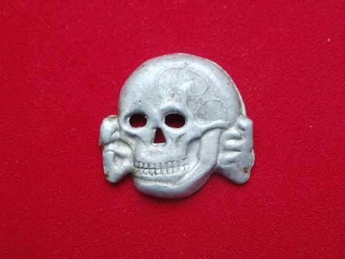 Letitsche SS skulls