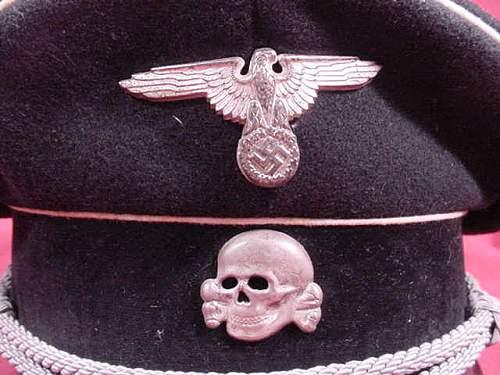 SS cap eagle: RZM 155/36