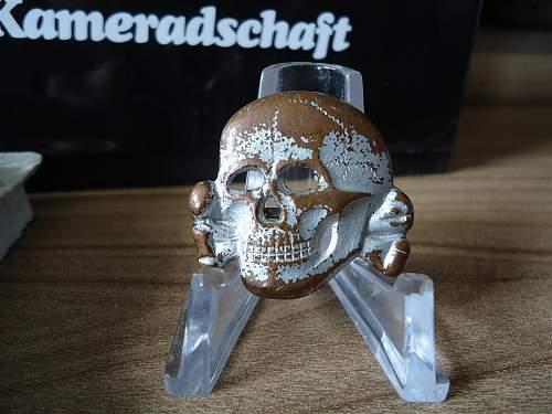 Real Totenkopf?