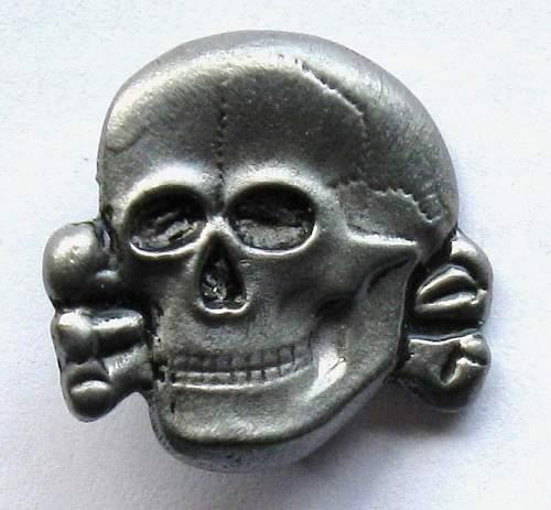 SS Skull marked RZM 5/8