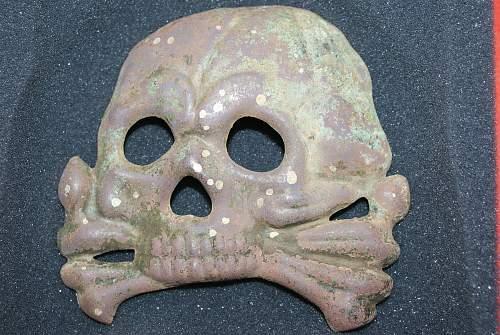 Prussian Hussars skull (Big One)