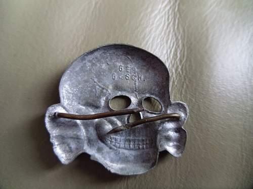 SS Totenkopf Ges Gesch
