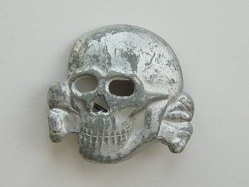 Click image for larger version.  Name:Belgian made SS skull..jpg Views:379 Size:140.0 KB ID:4437