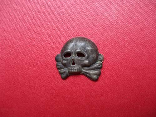 What kind of SS Skull is this?