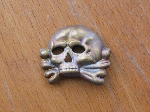 early skull or fake ?