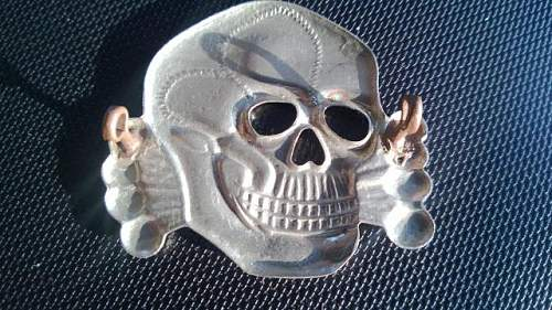 Ok, another skull identity thread