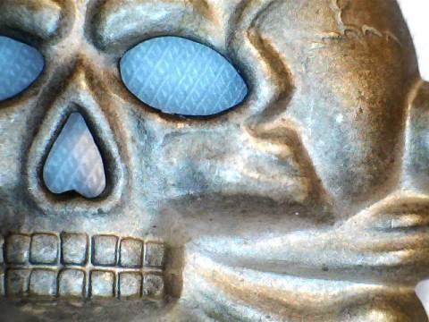 Early SS skull