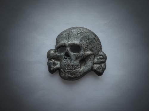 Deschler skull orgin