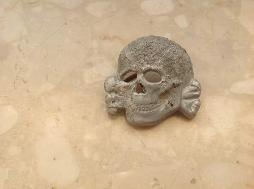 2 SS skulls for review