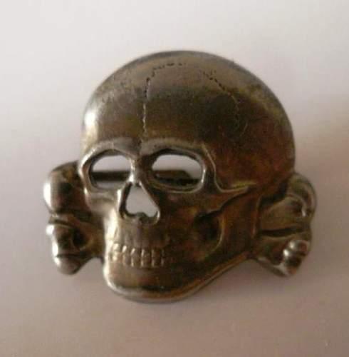 Deschler skull - copy?