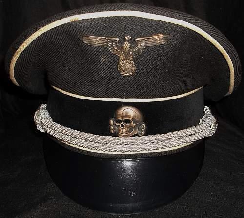 SS Allgemeine Cap Insignia, Please look!