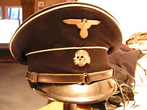Cap Skull And Eagle