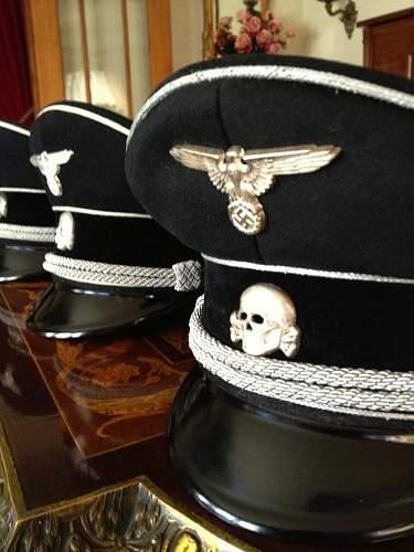 SS cap insignia Real or Fake?