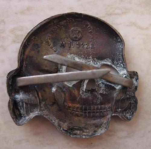 Cap Eagle & Skull reproductions?