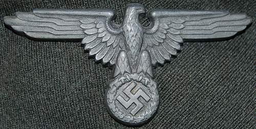 metal SS Eagle