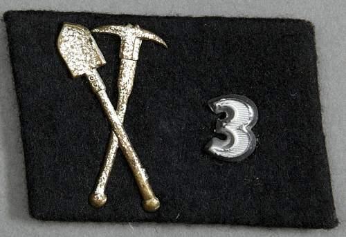 Bill Shea's item C-445