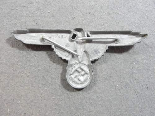 M1/167 Visor Eagle