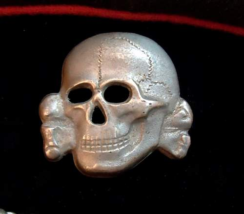 Metal Skull & Eagle for Review