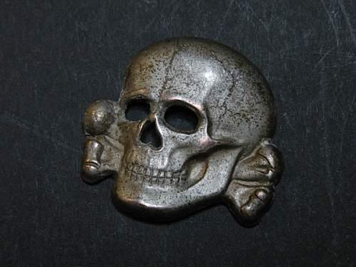 D & S skull,or junk skull?