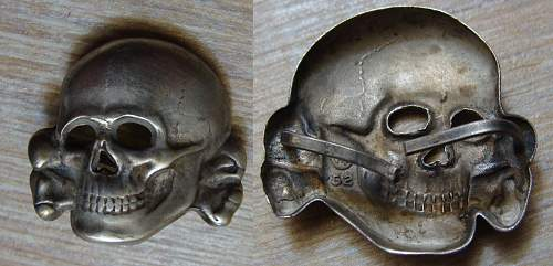 RZM 52 skull, opinions needed