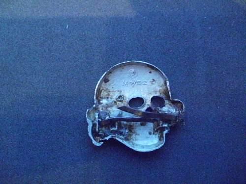 RZM M1/52 Skull