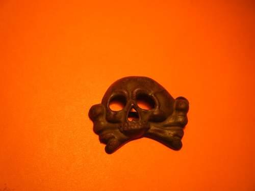 Danziger big eyes skull