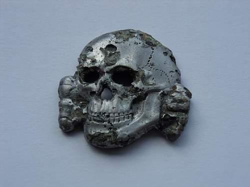 SS  Cap Skull  RZM M1/52