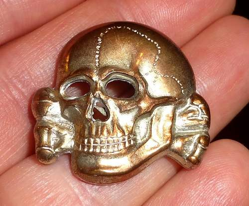 Opinions on this 499/41 Skull?