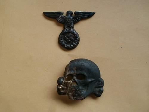 Any further info on this Deschler skull?