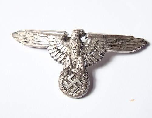 SS Metal Eagle M1-17