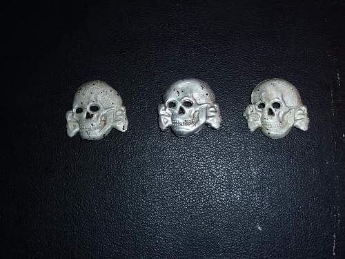 aluminium skull ???