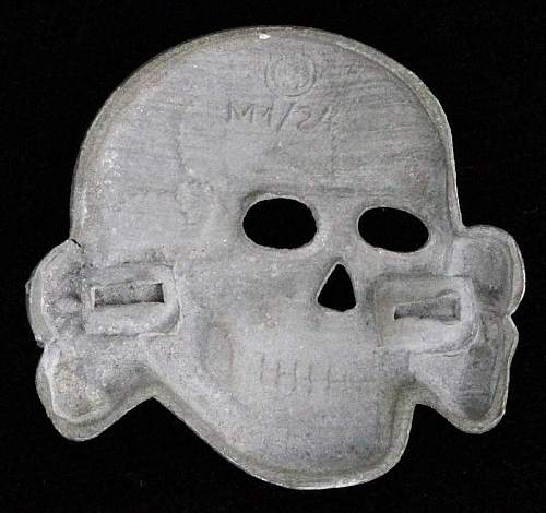Thoughts on this SS M1/24 Skull?
