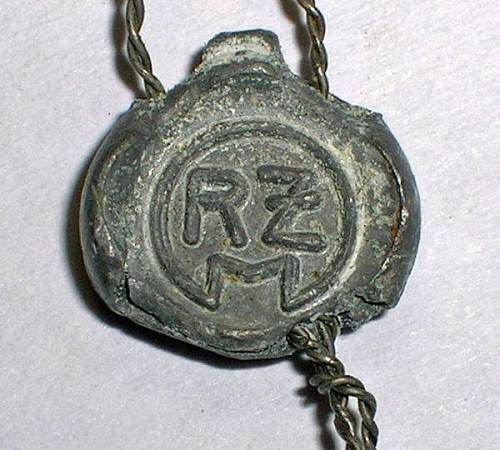 New addition. RZM M1/24 skull.