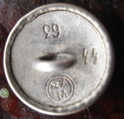 M5/63 Cap button fake?