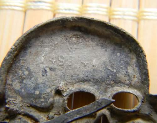 Zimmerman skull orginal or fake