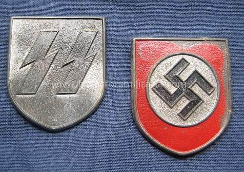 Click image for larger version.  Name:ss tropenhelm shields fronts.jpg Views:113 Size:127.7 KB ID:734335
