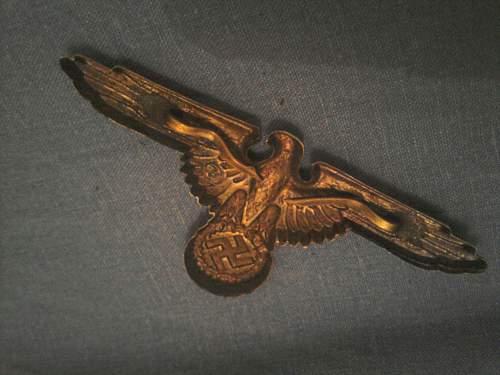 Eagle SS cap