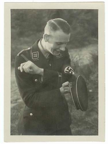 New collector - advice on buying first Totenkopf