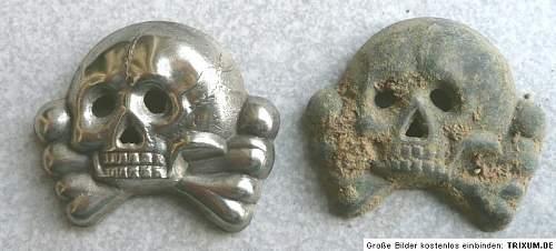 A bunch of unknown origin skulls!