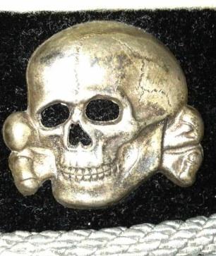Interesting Zimmerman Skull (499/41)