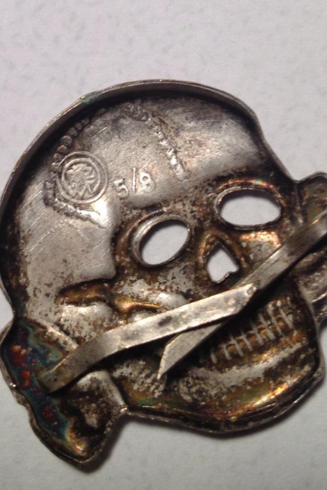 Need help! SS Cap Skull real or fake?