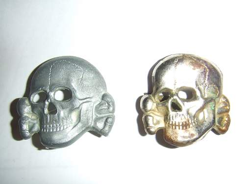 ss skulls and eagles. 499/41, M1/52, M1/24