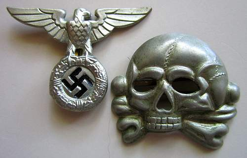 Click image for larger version.  Name:SS insignia.JPG Views:14 Size:294.5 KB ID:820434