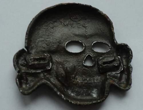 Is orginalna skull? ss